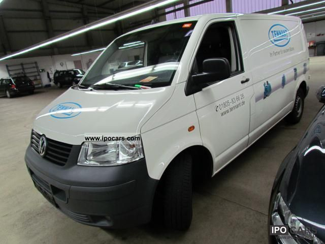 2007 Volkswagen  T5 Transporter 1.9TDI AIR EL. PACKAGE Standheiz Other Used vehicle photo