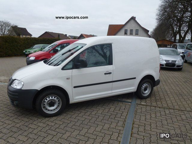 2009 Volkswagen  Caddy 1.9 TDI van air radio Other Used vehicle photo