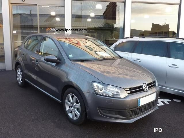 2011 volkswagen polo 1 6 tdi 90 confortlin e car photo and specs. Black Bedroom Furniture Sets. Home Design Ideas