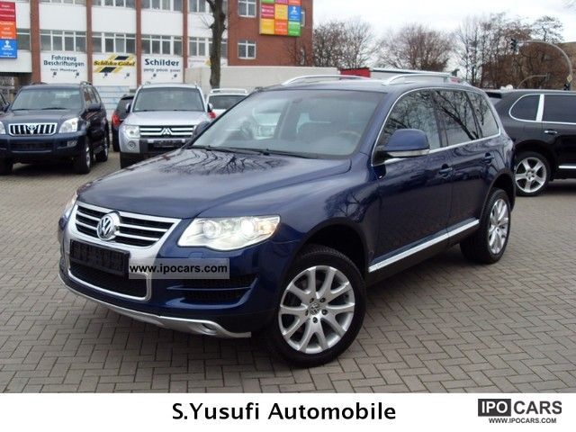 2007 Volkswagen  Touareg 3.0-liter TDI INDIVIDUAL Vollaustattung Off-road Vehicle/Pickup Truck Used vehicle photo