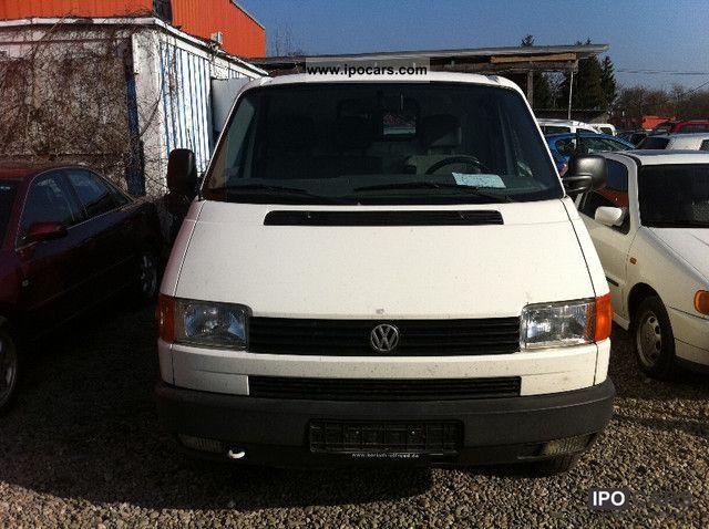 1994 Volkswagen  Transporter Syncro 70H1D5 Van / Minibus Used vehicle photo