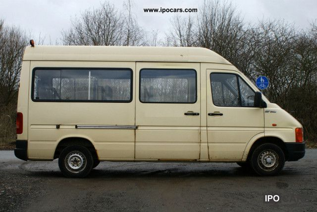 1999 Volkswagen  LT 28 SDI / 9 seats / heater / high + long Estate Car Used vehicle photo