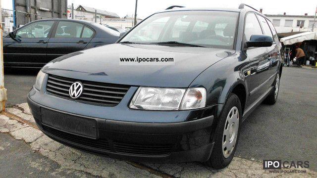 1999 Volkswagen  Passat 1.6 Comfortline Estate Car Used vehicle photo