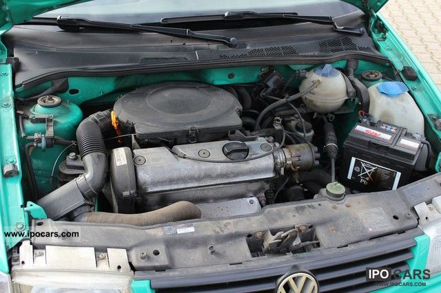 1996 Volkswagen Polo 45 Servo Car Photo And Specs