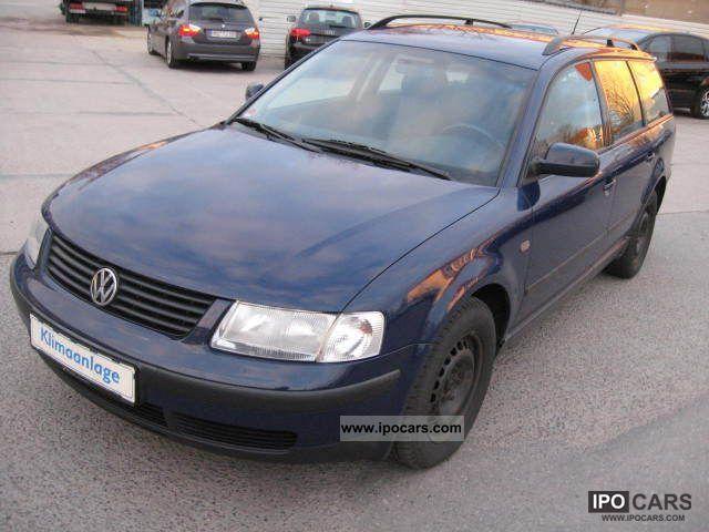 1998 Volkswagen  Passat 1.9 TDI Estate Car Used vehicle photo