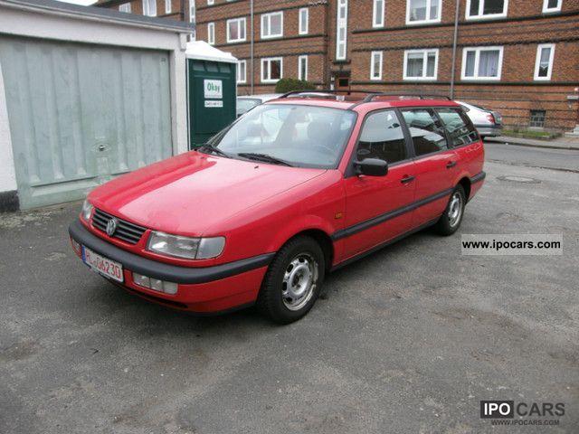 1993 Volkswagen  Passat Variant 1.8 Tüv Until 02 2013 Estate Car Used vehicle photo