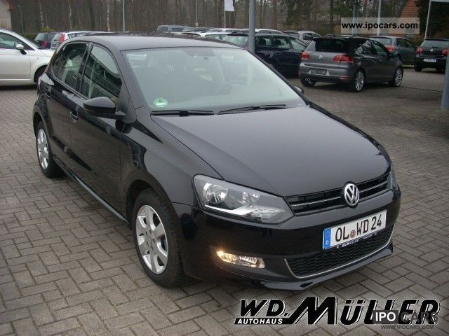 2012 Volkswagen  Polo 1.2 TSI Highline climate PDC MP3 CD Limousine Employee's Car photo