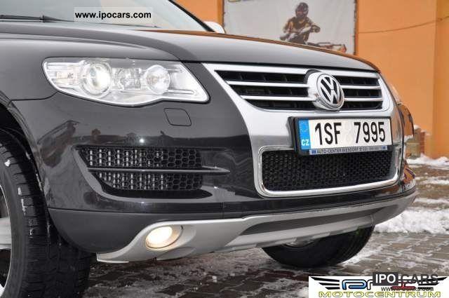 2007 Volkswagen Touareg 3 0 V6 Tdi  Air  Bixenon