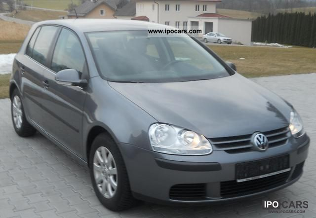 2009 volkswagen golf 5 1 6 comfortline car photo and specs. Black Bedroom Furniture Sets. Home Design Ideas