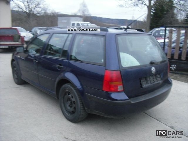 1999 volkswagen golf variant 1 9 sdi car photo and specs. Black Bedroom Furniture Sets. Home Design Ideas