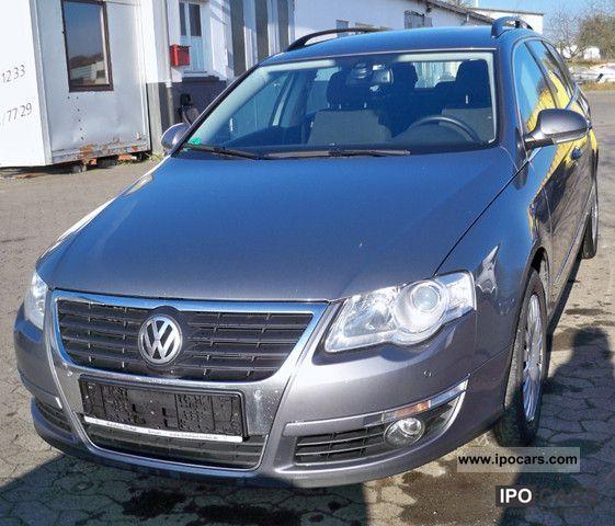 2007 Volkswagen Passat Variant 2.0 TDI Comfortline-NAVI