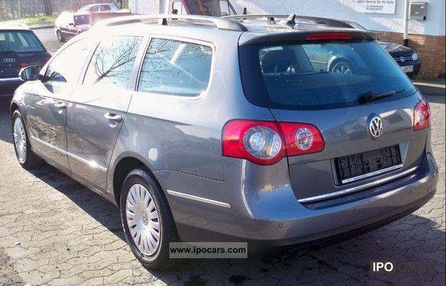 2007 Volkswagen Passat Variant 2.0 TDI Comfortline-NAVI! - Car Photo ...