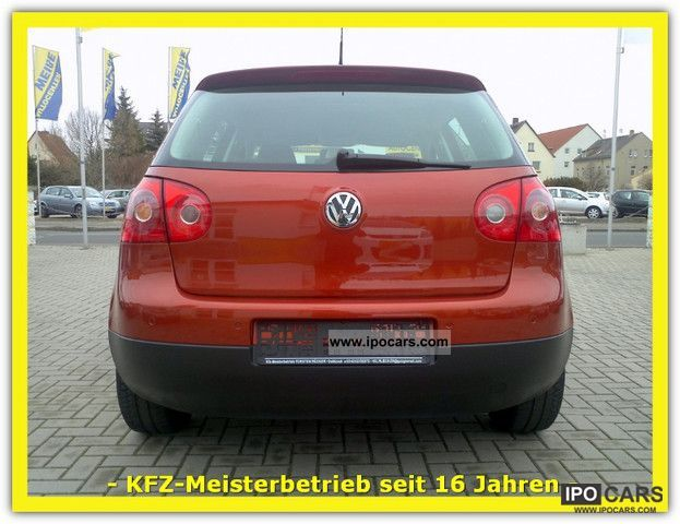 2006 volkswagen golf 1 4 goal car photo and specs. Black Bedroom Furniture Sets. Home Design Ideas