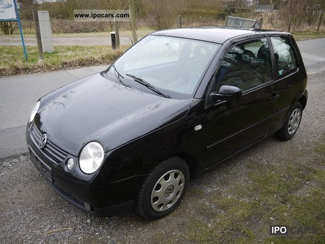 2001 volkswagen lupo 1 0 college with climate control car photo and specs. Black Bedroom Furniture Sets. Home Design Ideas