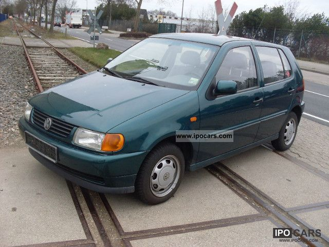 1997 Volkswagen  Polo 1.4 60 Servo/1.Hand/77Tkm/SD/5Türer/TOP Small Car Used vehicle photo
