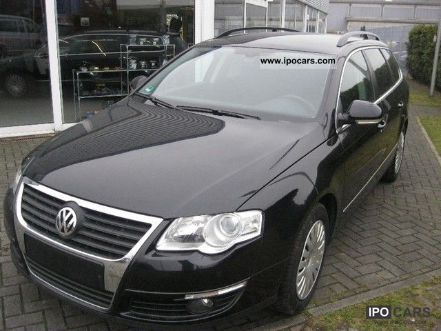 2007 Volkswagen Passat Variant 2.0 TDI Estate Car Used vehicle photo 1