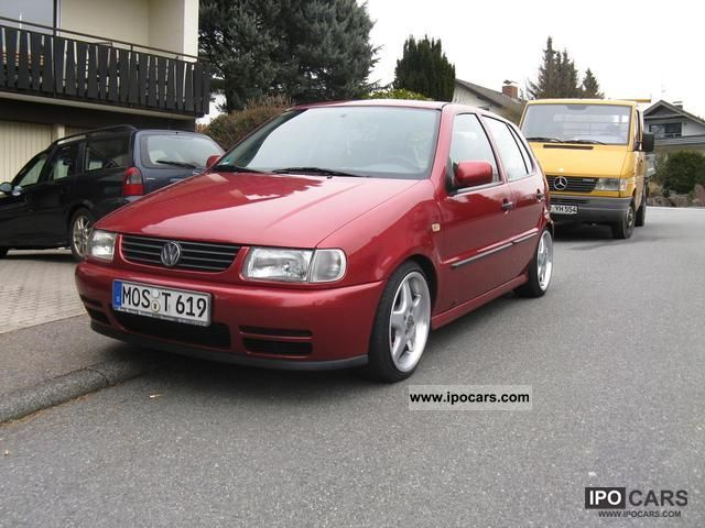 1995 Volkswagen  Polo Small Car Used vehicle photo