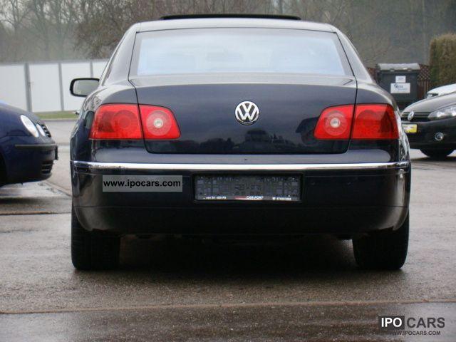 2003 Volkswagen Phaeton 50 V10 Tdi 4motion Automatic 5 Seats