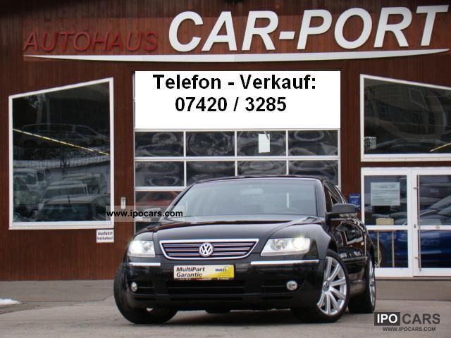 2007 Volkswagen  Phaeton 3.0 V6 TDI 4MOTION Auto (5 Seat Limousine Used vehicle photo