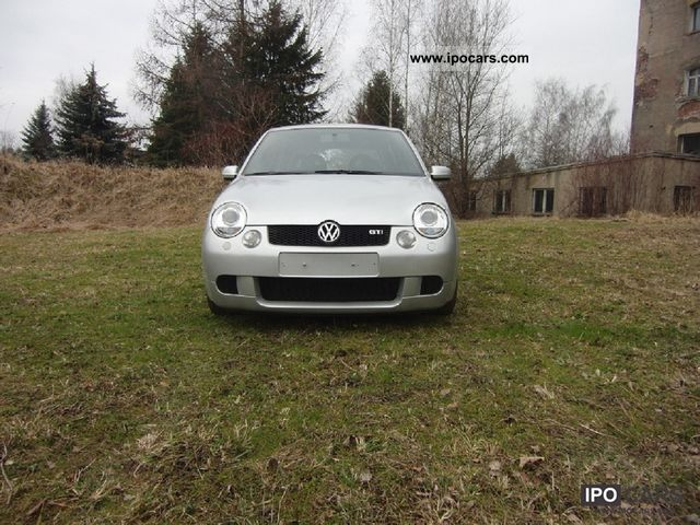 2002 Volkswagen  Lupo 1.6 GTI Small Car Used vehicle photo