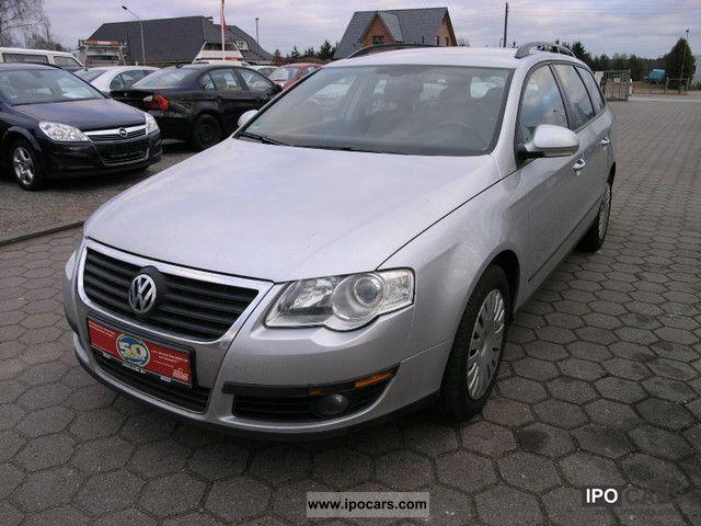 2008 Volkswagen  Passat 2.0 TDI DPF NAVI! Estate Car Used vehicle photo