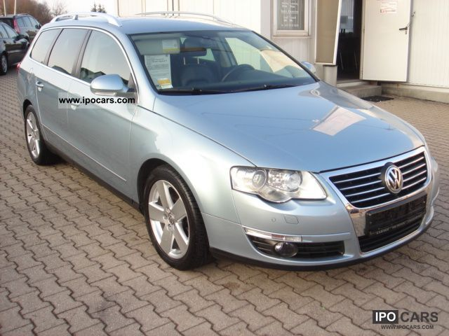 2008 volkswagen passat variant 2 0 tdi dpf highline 1. Black Bedroom Furniture Sets. Home Design Ideas