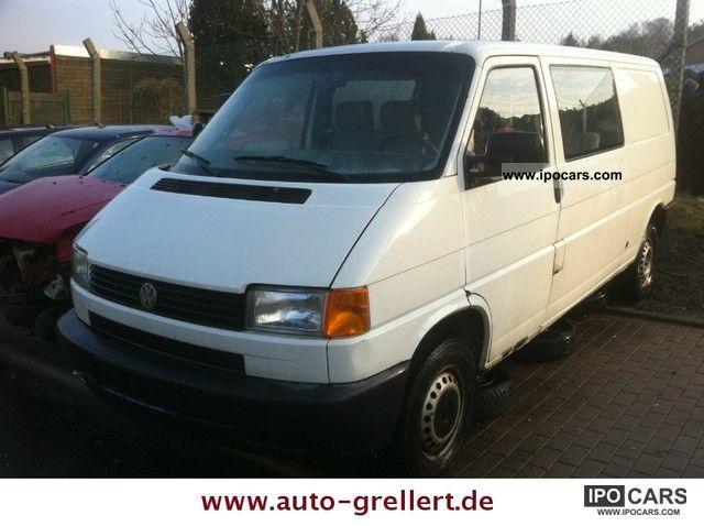 1997 Volkswagen  T4 long 6-seater Van / Minibus Used vehicle photo