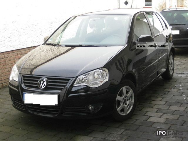 2008 volkswagen polo 1 2 united car photo and specs. Black Bedroom Furniture Sets. Home Design Ideas