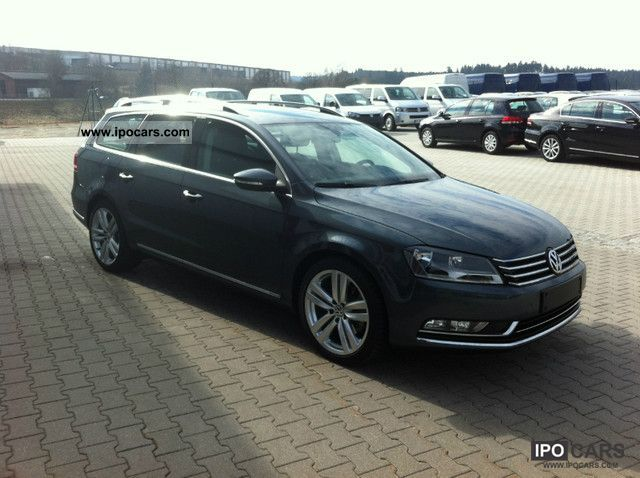 2011 volkswagen passat variant 2 0 tdi dsg bluemotiontechnology car photo and specs. Black Bedroom Furniture Sets. Home Design Ideas