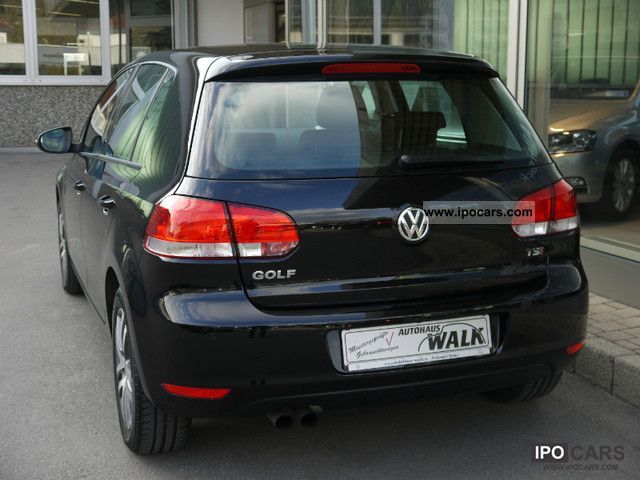 2010 volkswagen golf vi 1 4 tsi comfortline 4 door car photo and specs. Black Bedroom Furniture Sets. Home Design Ideas