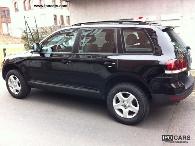 2007 Volkswagen Touareg 2.5 R5 TDI Off-road Vehicle/Pickup Truck Used ...