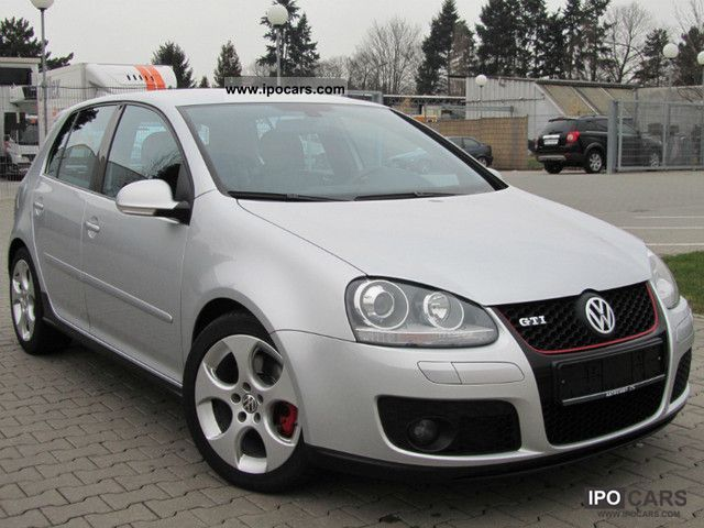 2005 Volkswagen Golf Gti 2 0 Limousine Used Vehicle Photo