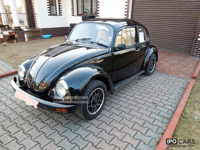 1996 Volkswagen  1996 Beetle skin, beautiful, perfect, Skora, Garbus! Sports car/Coupe Used vehicle photo