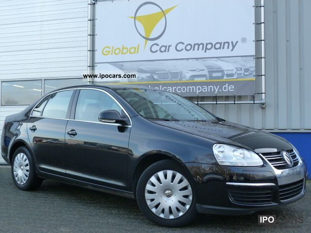 2009 Volkswagen  JETTA 1.9TDI DPF CLIMATE CONTROL, CRUISE CONTROL, CHROME Limousine Used vehicle photo