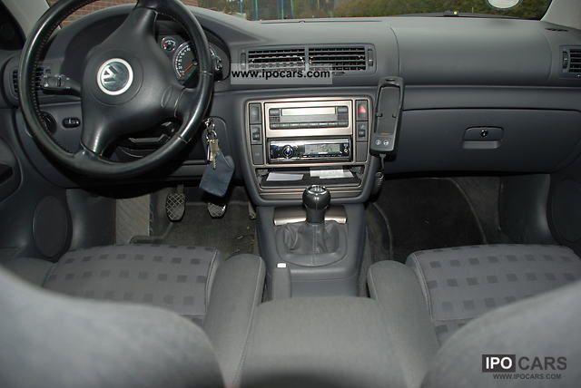 2004 Volkswagen Passat Variant 1 9 Tdi With Xenon Car