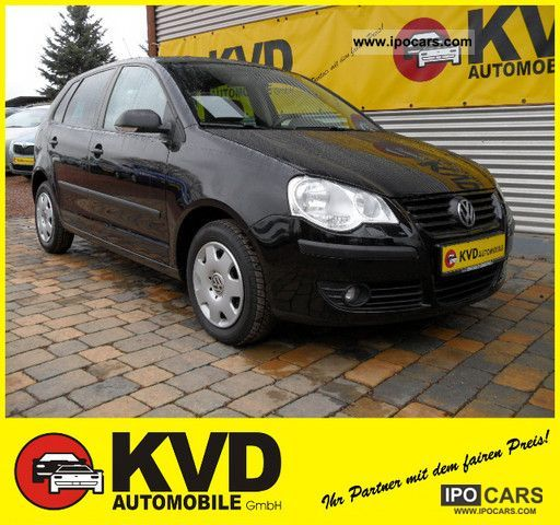 2007 Volkswagen  Polo 1.4 TDI DPF Tour Edition Small Car Used vehicle photo