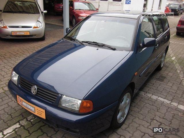 1998 Volkswagen  Variant Estate Car Used vehicle photo