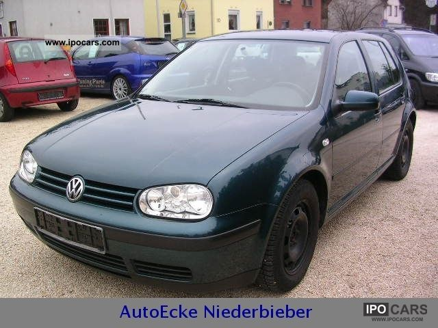2001 Volkswagen  Golf 1.4 Comfortline, air, 2nd Hand! Limousine Used vehicle photo