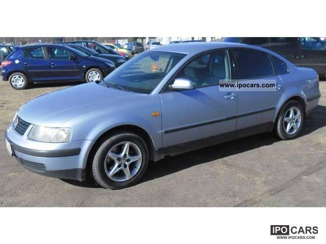 Volkswagen  Passat climate control 1998 Liquefied Petroleum Gas Cars (LPG, GPL, propane) photo