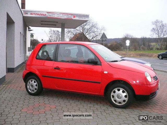 2000 volkswagen lupo 1 0 car photo and specs. Black Bedroom Furniture Sets. Home Design Ideas