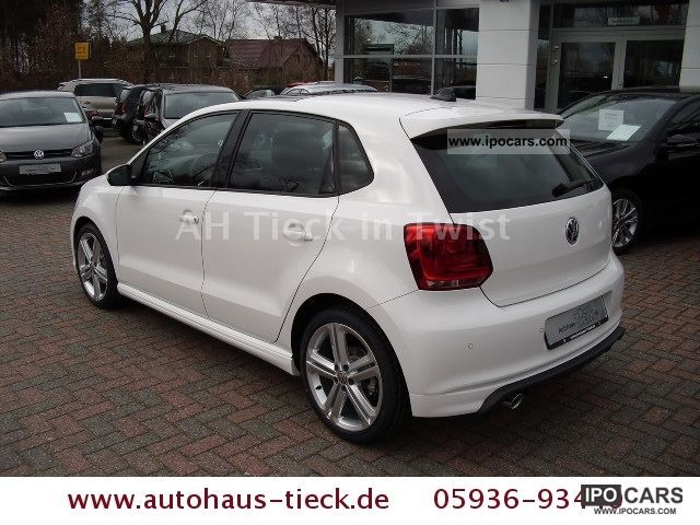 2011 volkswagen polo 1 2 tsi 7 speed dsg highline navi xenon car photo and specs. Black Bedroom Furniture Sets. Home Design Ideas