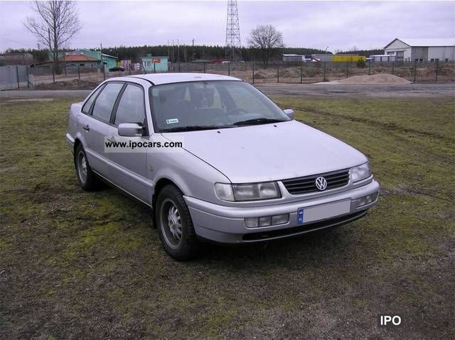 Volkswagen  Passat GL + 2.0i LPG! 1994 Liquefied Petroleum Gas Cars (LPG, GPL, propane) photo