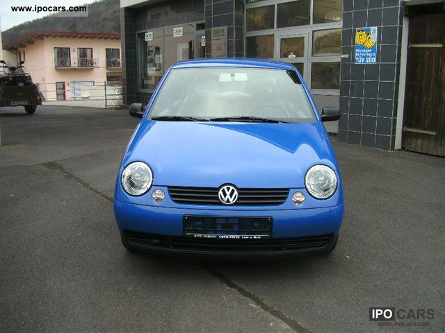 2005 volkswagen lupo 1 0 t v and au new car photo and specs. Black Bedroom Furniture Sets. Home Design Ideas