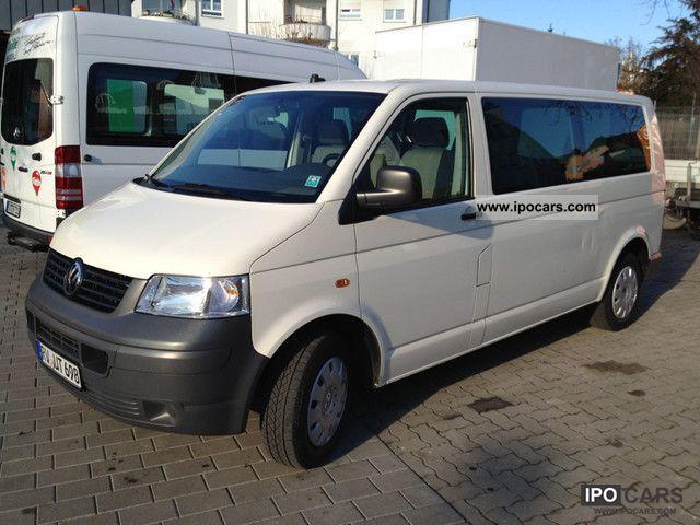2008 volkswagen transporter t5 dpf long car photo and specs. Black Bedroom Furniture Sets. Home Design Ideas