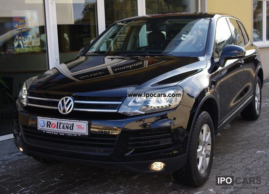 2011 Volkswagen  Touareg [! Heater! Xenon elek.Sitze] Off-road Vehicle/Pickup Truck Used vehicle photo