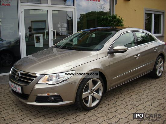 2008 Volkswagen  Passat CC [Automatic] Sports car/Coupe Used vehicle photo