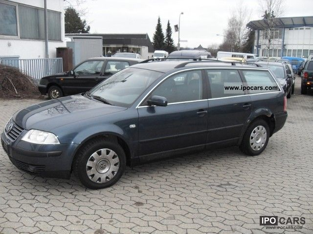 2001 Volkswagen  Passat 2.0 Highline Estate Car Used vehicle photo