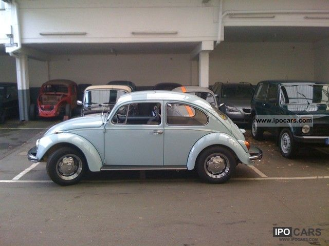 Volkswagen  1300 Beetle 1968 Vintage, Classic and Old Cars photo