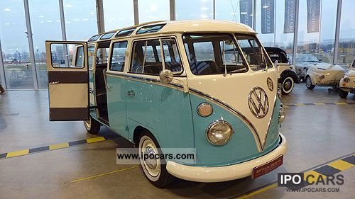 Volkswagen  Samba Bus T1 1964 Vintage, Classic and Old Cars photo
