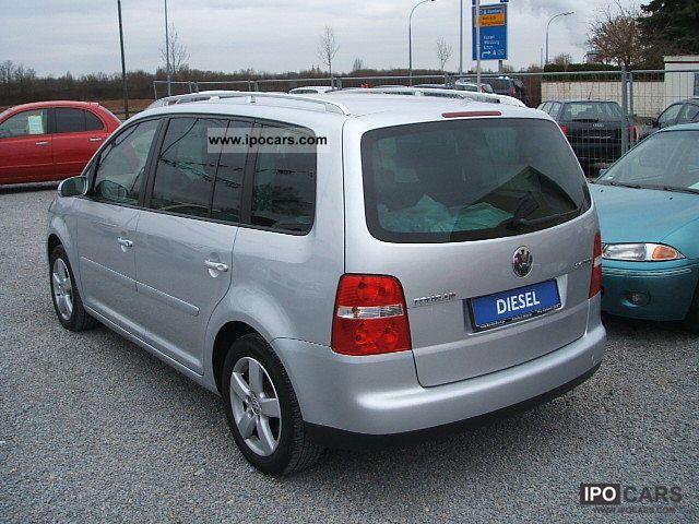 2005 Volkswagen Touran 2 0 Tdi Highline Model 2006 4